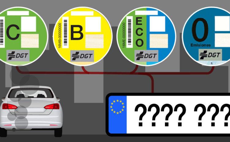 Cuánto te cuesta aparcar según tu pegatina de la DGT en Madrid