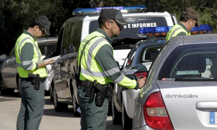 Las infracciones de tráfico más frecuentes