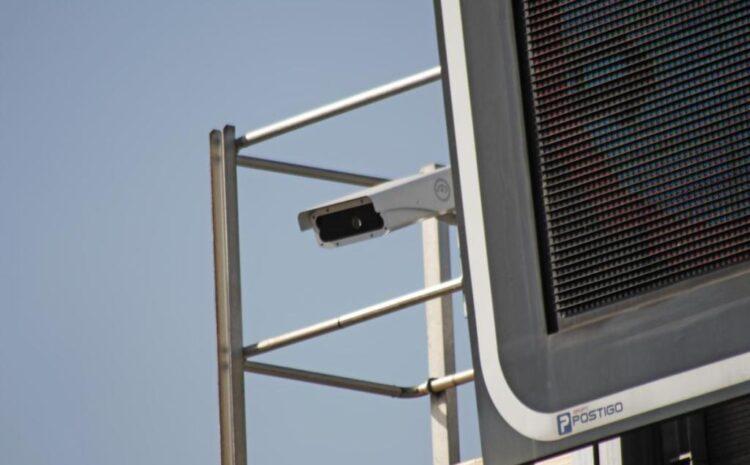Cámaras y radares de cinturón: dónde están y cómo te multan