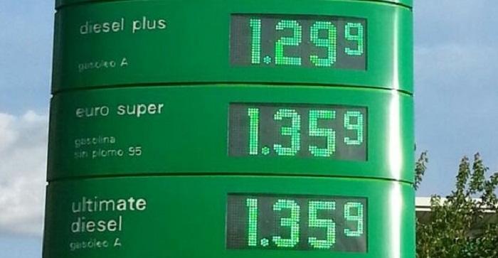 Nuevo impuesto al Diesel: así será la subida y así te afectará