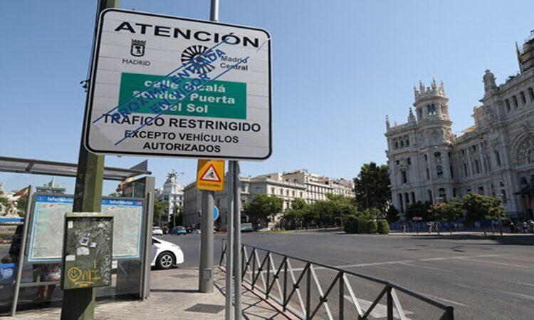 Madrid Central arrancará el 30 de noviembre
