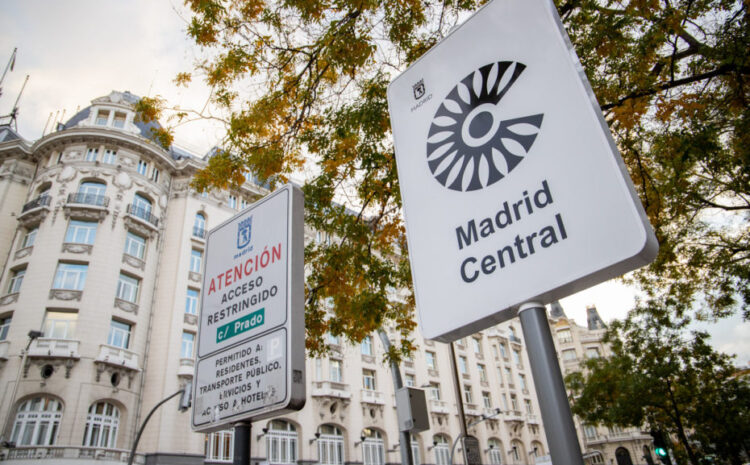 Todo lo que necesitas saber de Madrid Central