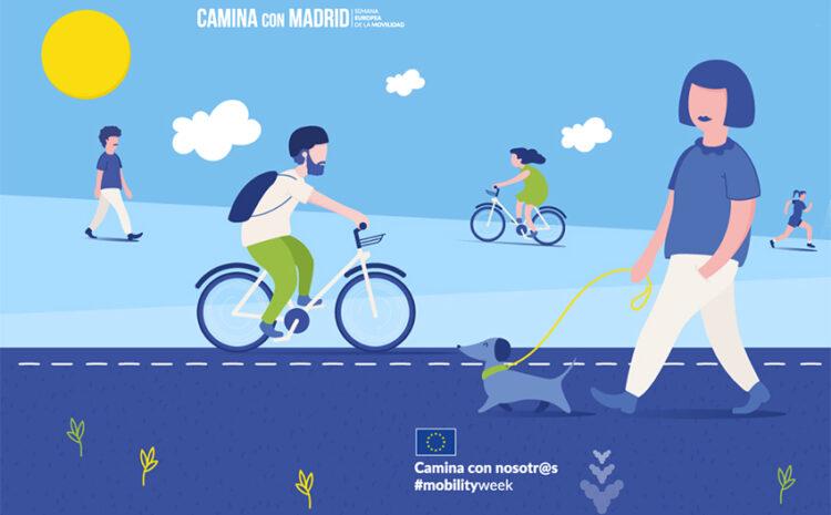 La semana de la movilidad llega a Madrid