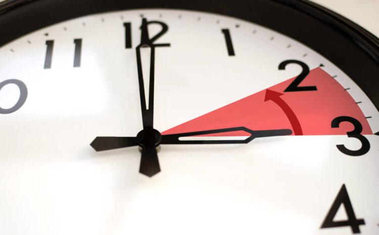 Cómo nos afecta el cambio de hora