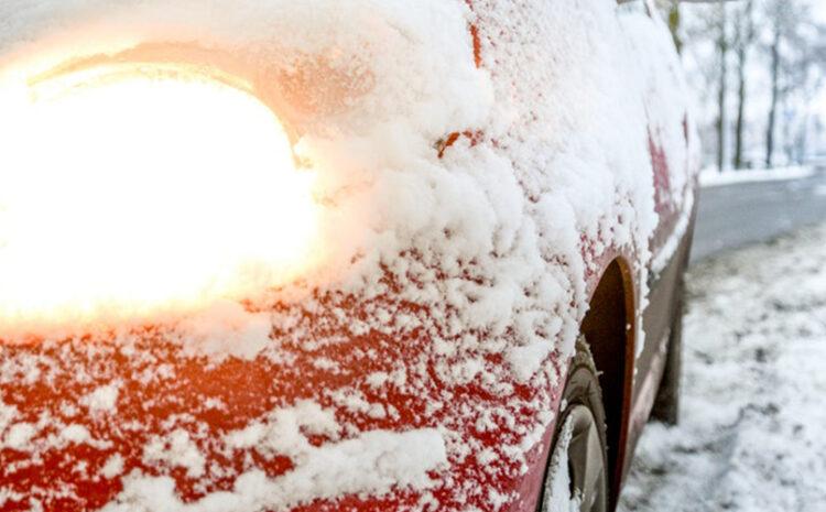 Consejos para combatir la ola de frío en el coche
