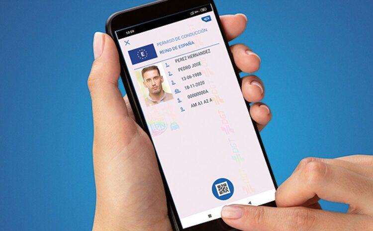 Mi DGT, la app para llevar el carnet de conducir en el móvil