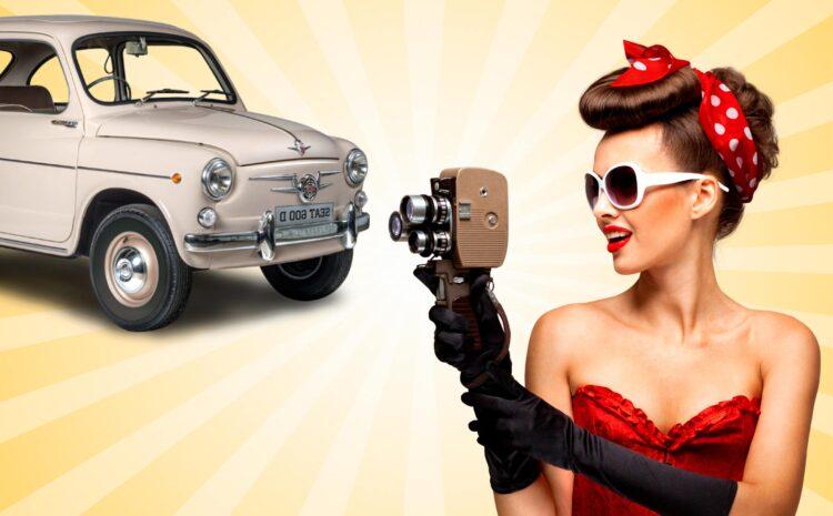 La evolución del automóvil en el cine español