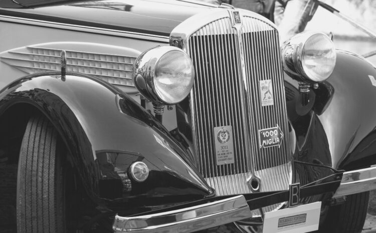 Historia del automóvil: grandes hitos y evolución