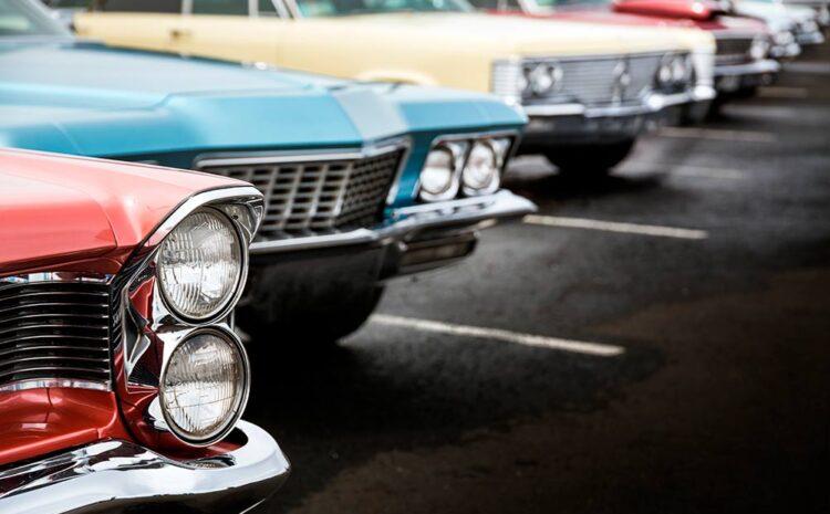 ¿Dónde ver coches antiguos y clásicos en Madrid?
