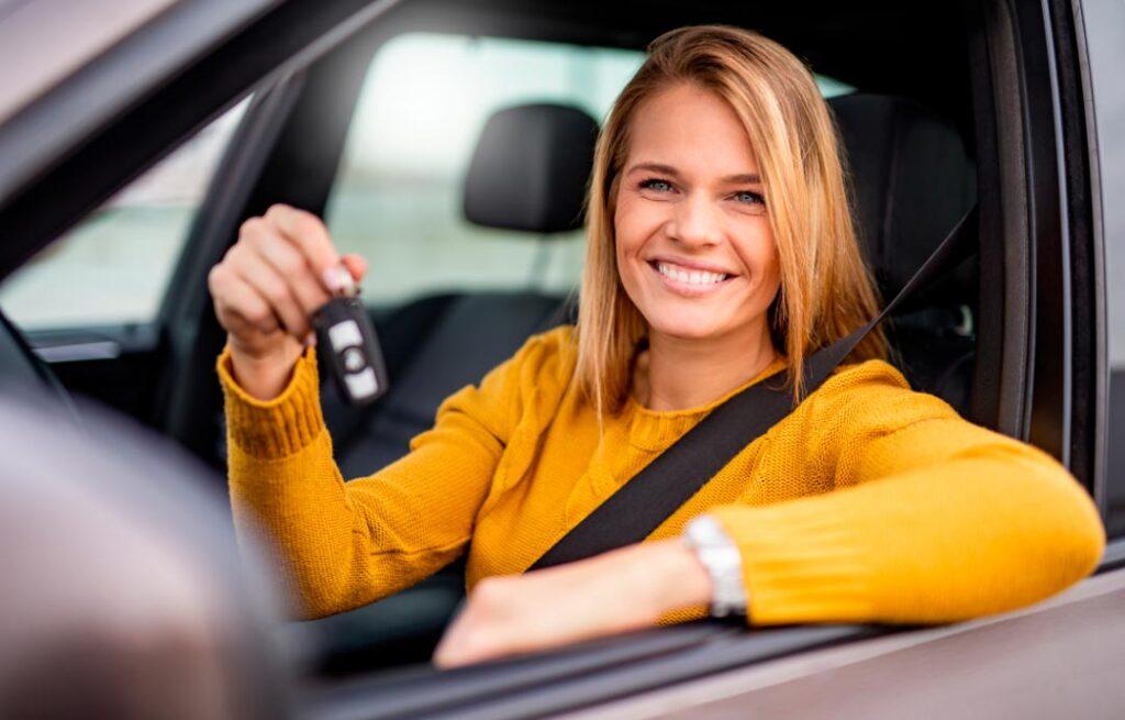 Los 10 errores más comunes de un conductor novel