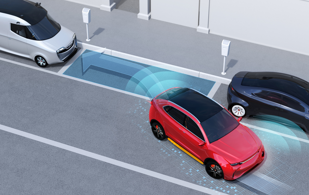 Sistema ADAS de aparcamiento autónomo