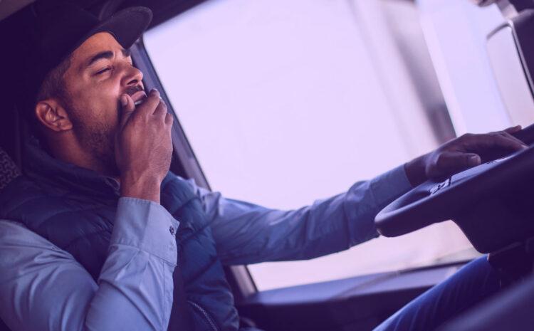 El conductor profesional: multas por exceso de tiempo en la conducción